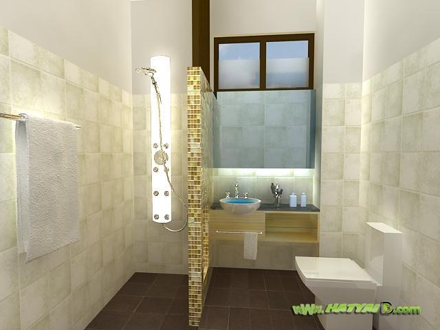 ตัวอย่างห้องน้ำ