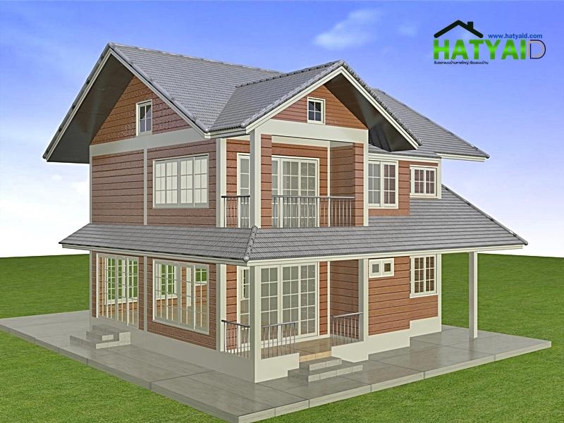 รับออกแบบบ้าน หาดใหญ่