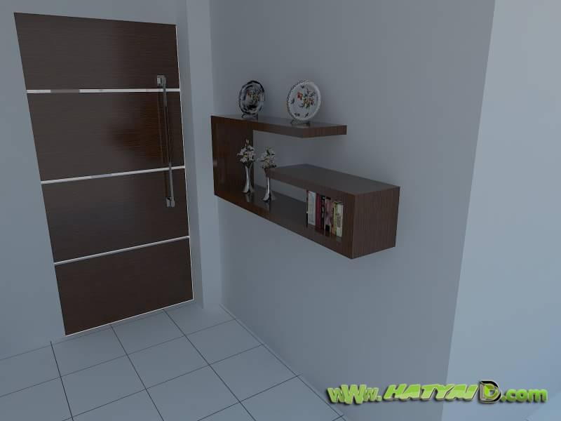Built-in ชุดตู้ผนัง
