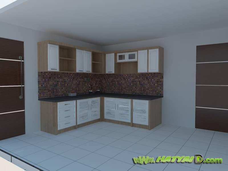 Built-in ชุดเคาน์เตอร์ครัว