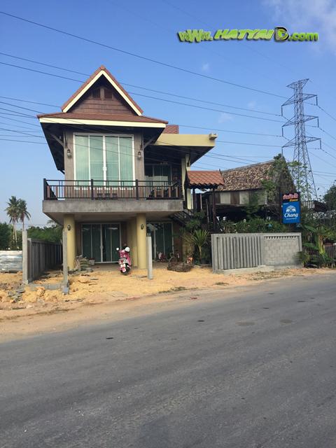 ร้านอาหารทรงไทย