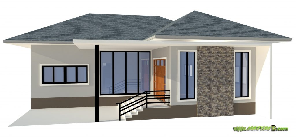 ออกแบบบ้านชั้นเดียวสงขลา