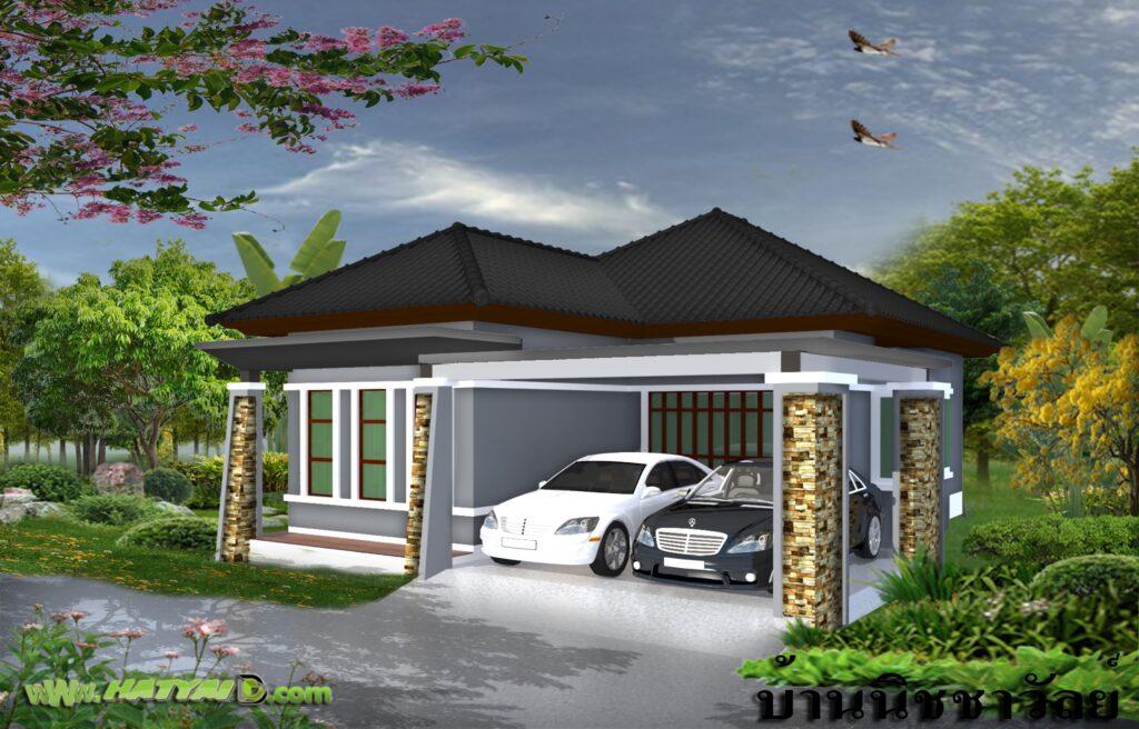ออกแบบบ้านตรัง