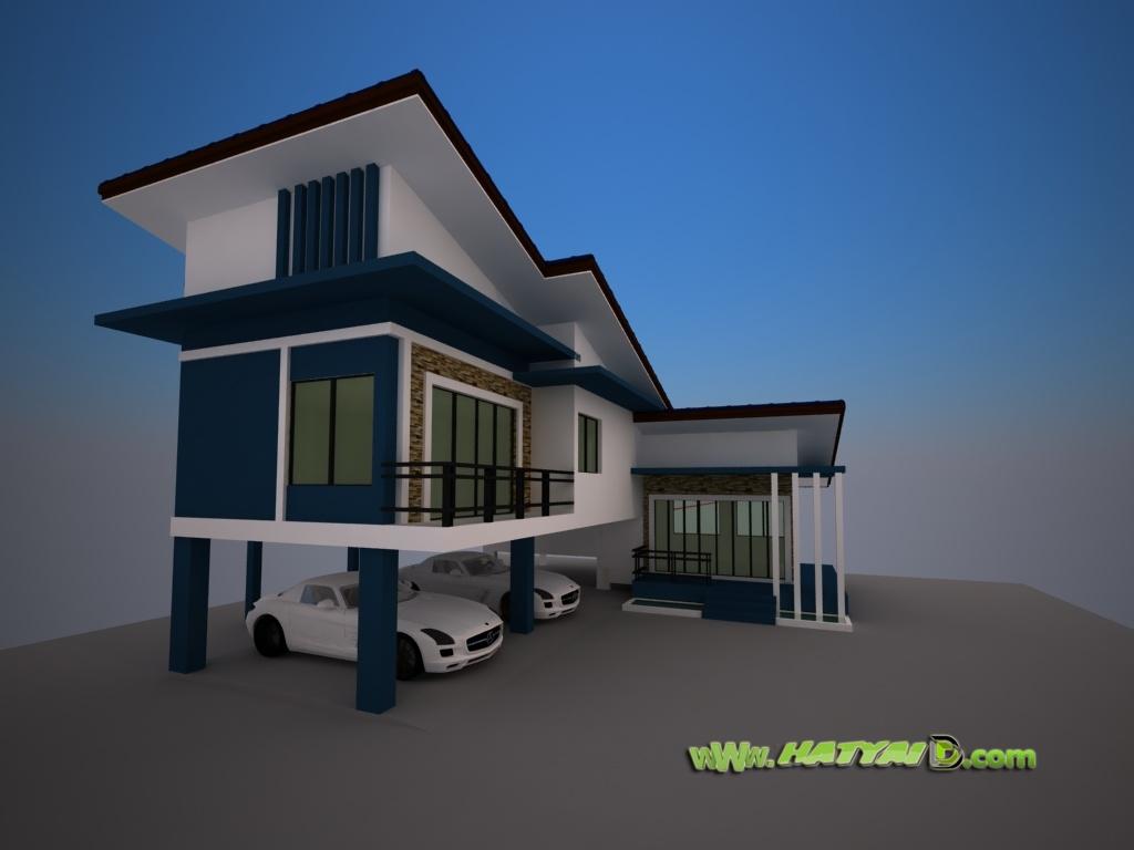 ออกแบบบ้าน พัทลุง