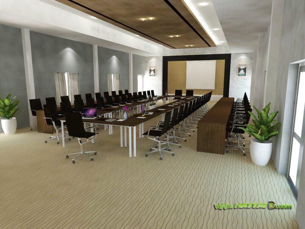 ออกแบบห้องประชุม