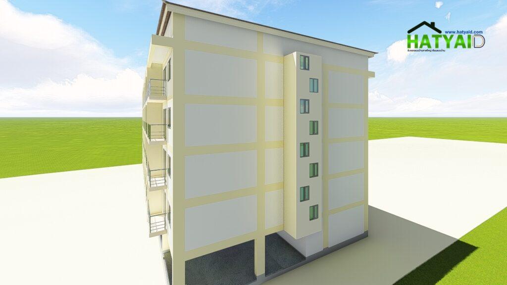 ออกแบบอพาร์ทเม้นท์