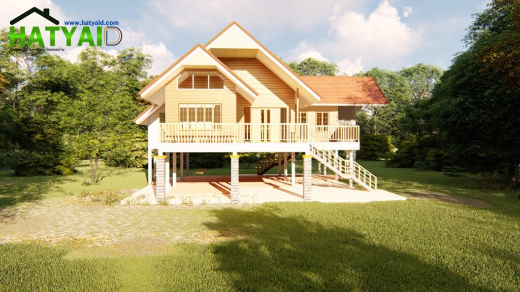 แบบบ้านในชนบท