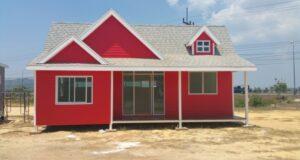 บ้านสำเร็จรูปคอทเทจ