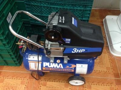 ปั๊มลม ระบบขับตรง PUMA