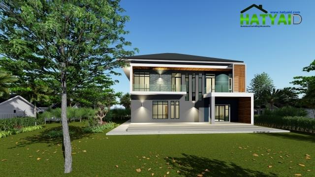 รับออกแบบบ้านใหม่