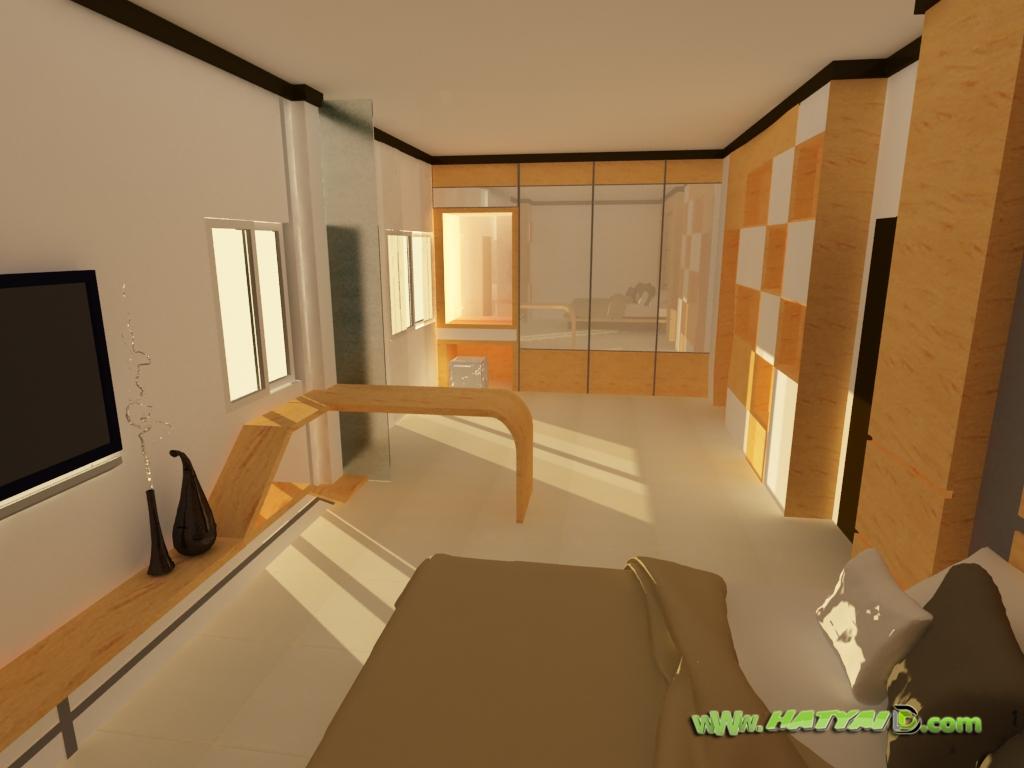 ห้องนอน3d