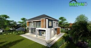 ออกแบบบ้านยะลา