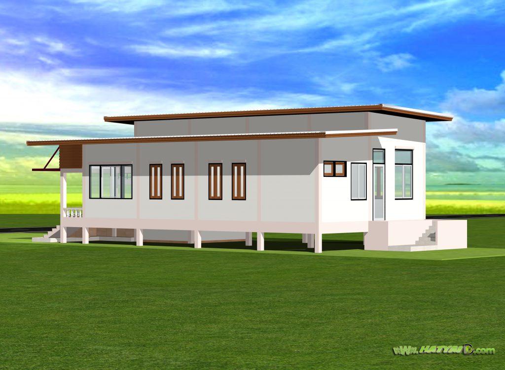 ออกแบบบ้านสตูล