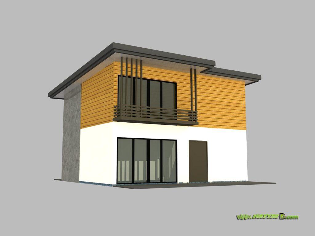 ออกแบบบ้าน2ชั้น