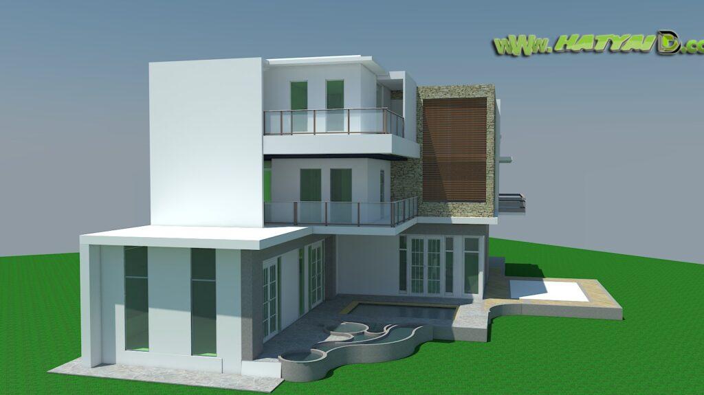 ออกแบบบ้านluxury house