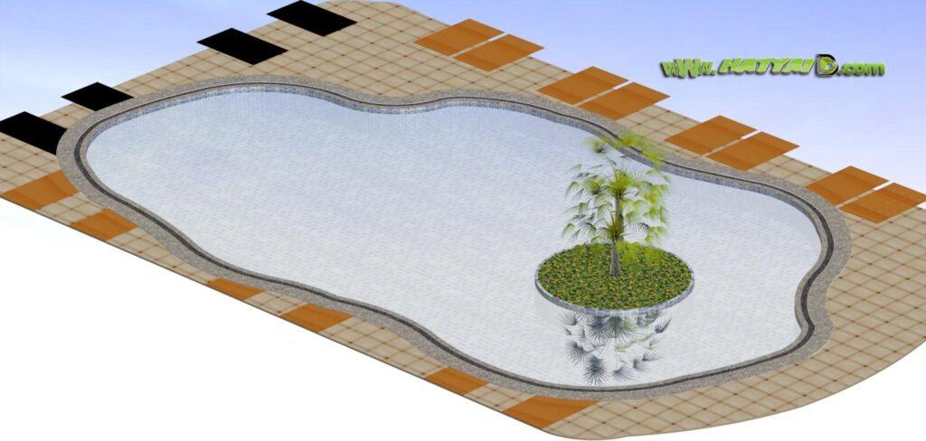 ออกแบบสระว่ายน้ำ
