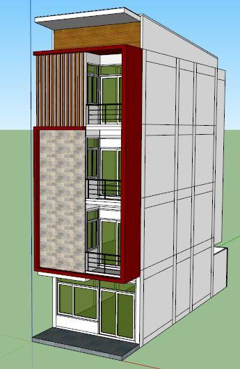 ออกแบบอาคารพาณิชย์