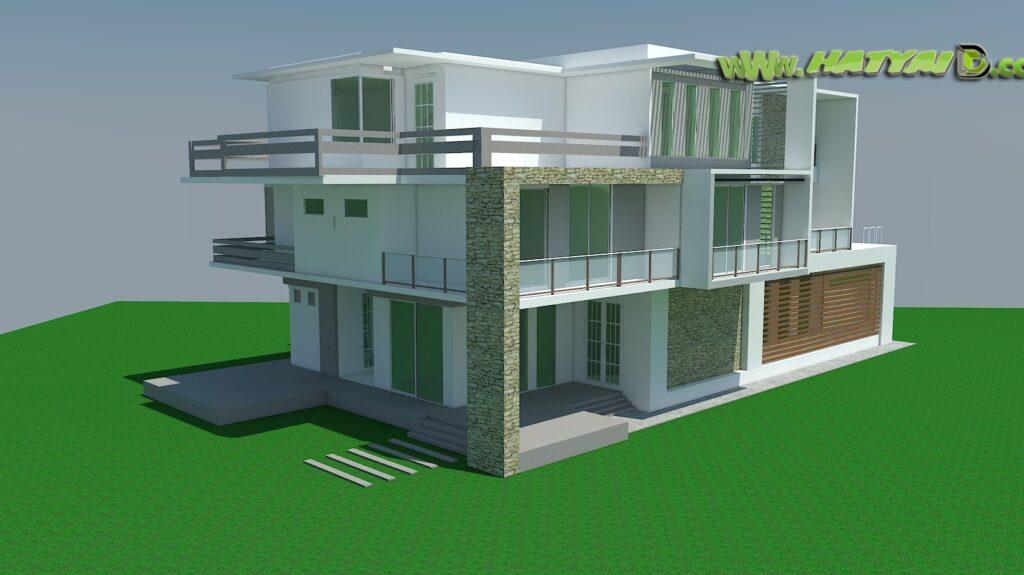 ออกแบบluxury house